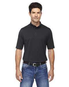 Mens Performance Polo Black