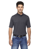 Mens Performance Polo Grey