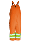 Orange Safety Bib Pants