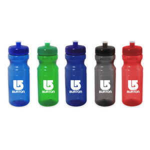 Plastic Water Bottle With Logo