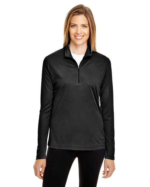 Team 365 Ladies' Zone Performance Quarter-Zip TT31W