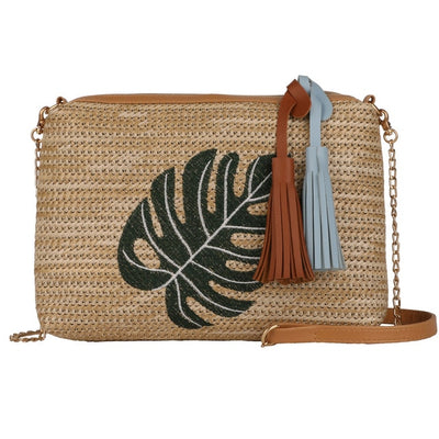 Tropical Shoulder Bags