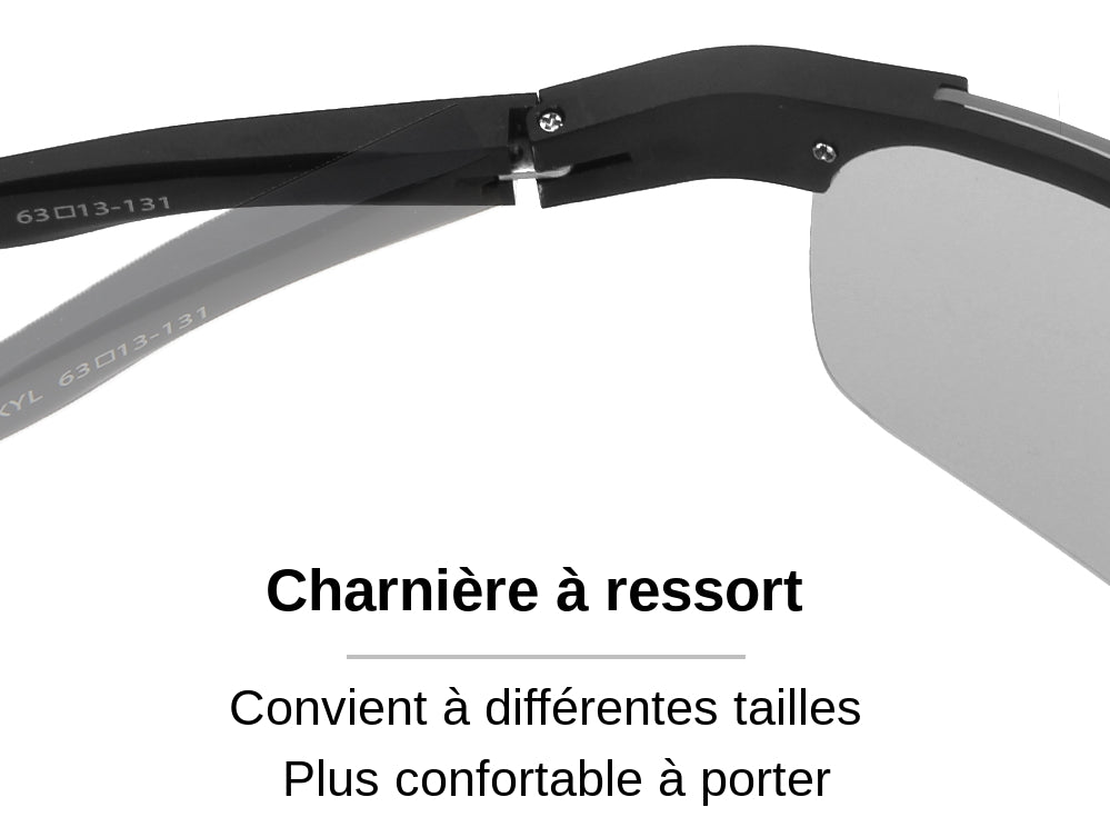 lunette gaming charnière