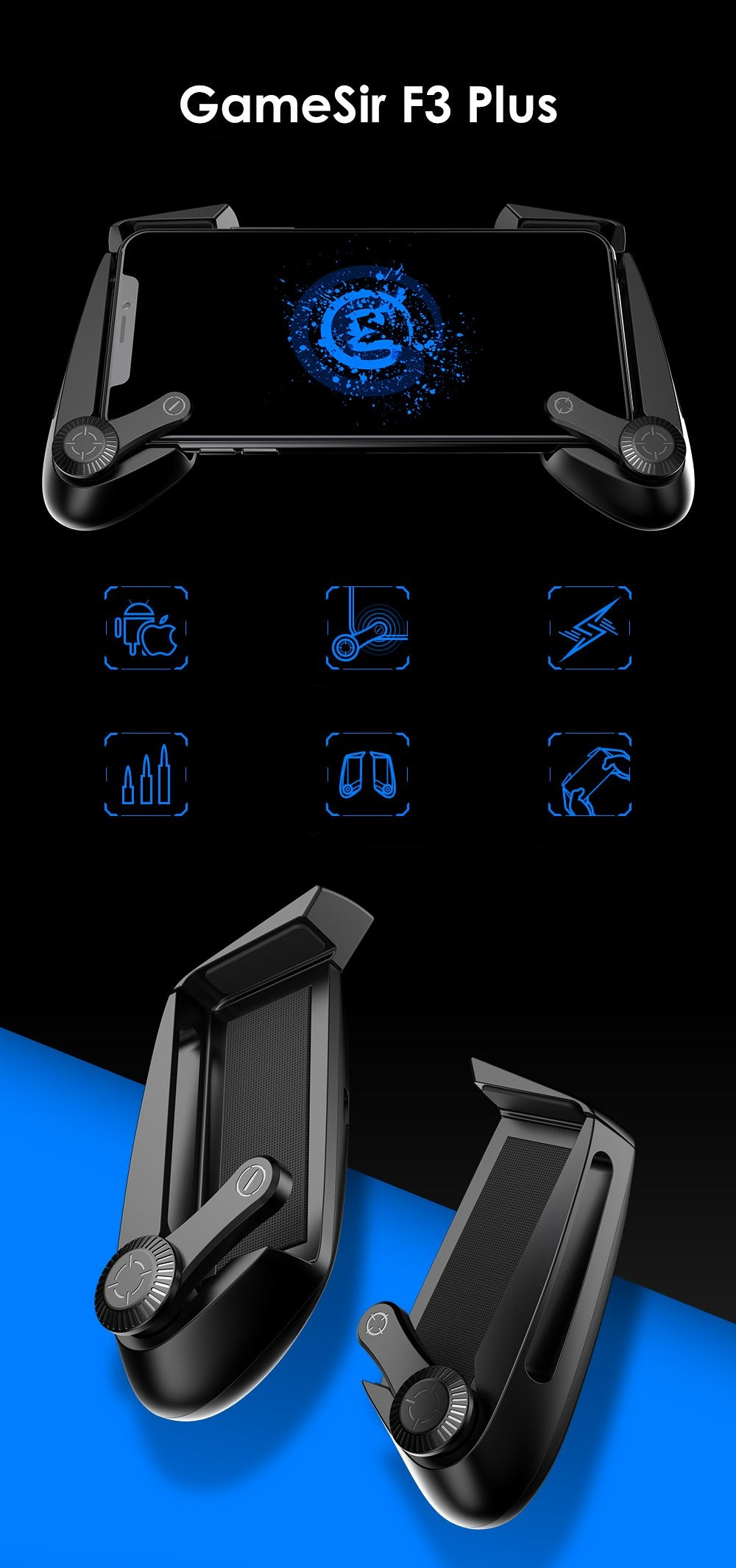 Joystick android ios