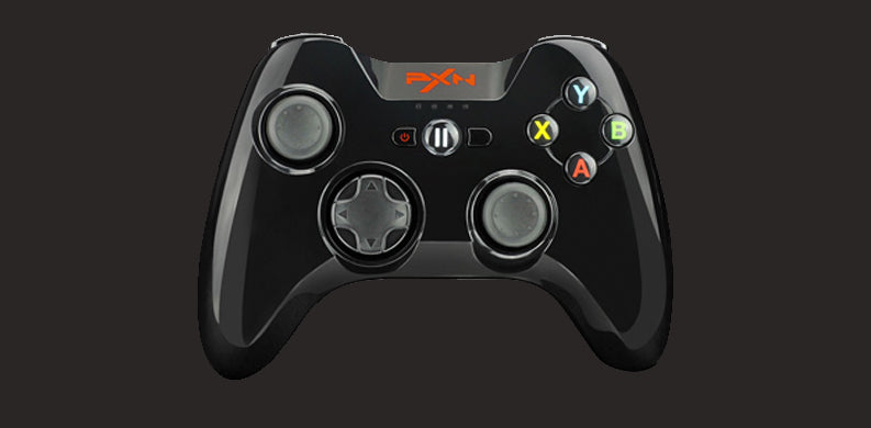 manette iphone mfi face