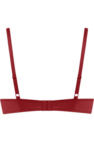 Marlies Dekkers - Space Odyssey Balcony Bra in Chilipepper