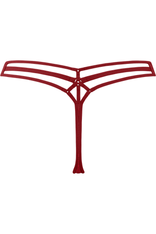 Marlies Dekkers - Space Odyssey 4cm Chilipepper Thong