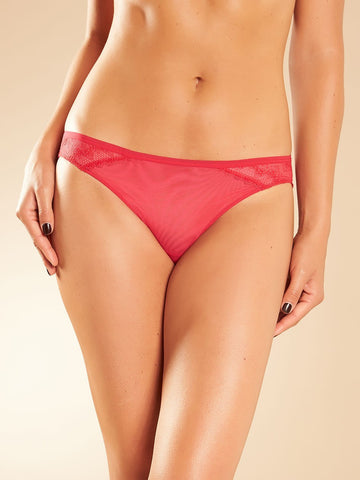 Chantelle - Revele Moi Bikini in Red Kiss