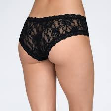 Hanky Panky - Signature Lace Black Cheeky Hipster