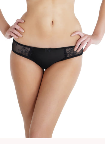 Cleo - Lucy Brief in Black