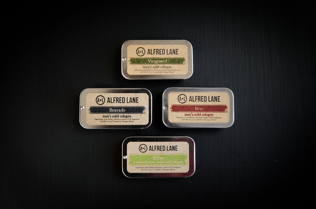 Alfred Lane The Collection + Drive Solid Cologne