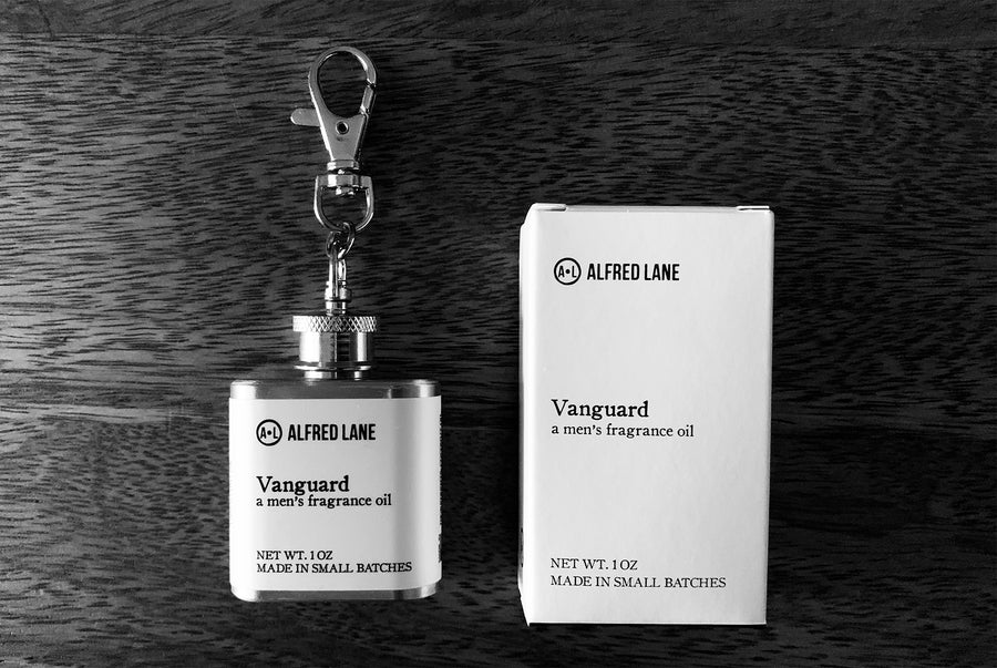 Discontinued Cologne Oil - Vanguard