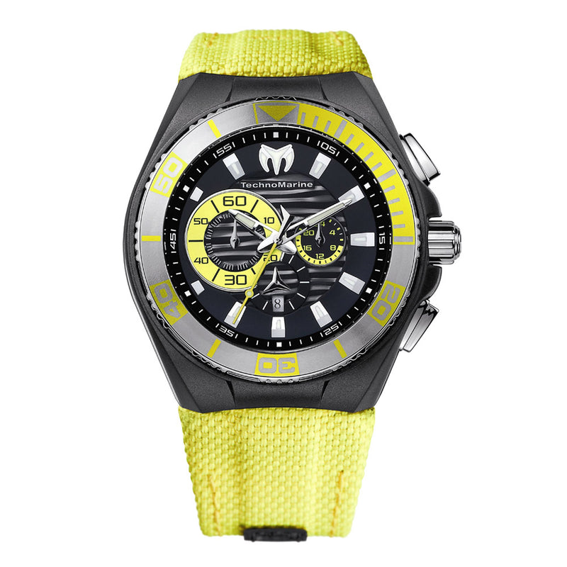 Technomarine Cruise Sport Locker Yellow