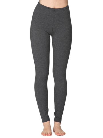 American Apparel Women's Thick Cotton Winter Leggings American Apparel