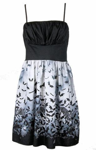 Folter Clothing Bat Cave Retro Dress Folter