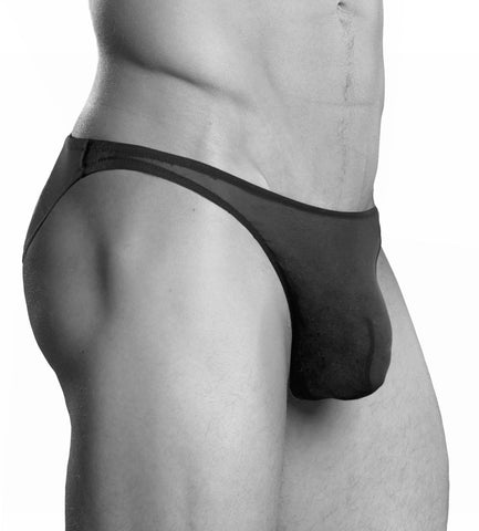 Male Power Men's Wonder Bikini Sheer Mesh Male Power