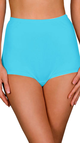 Shadowline Comfort Band Full Brief Nylon Panty 17052 Shadowline