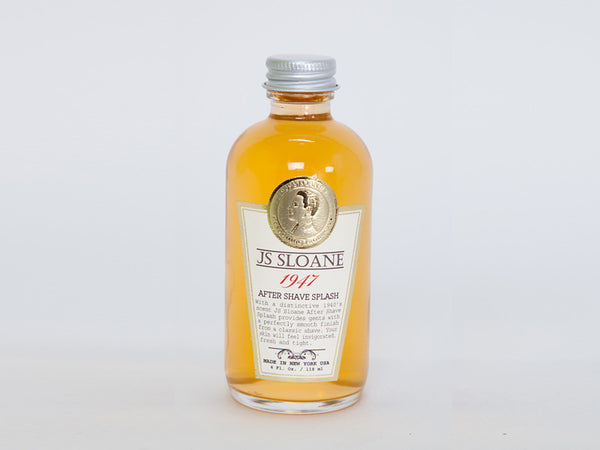 "JS Sloane ""1947"" After Shave Splash"