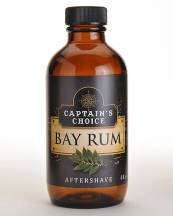 Captain's Choice Bay Rum Aftershave