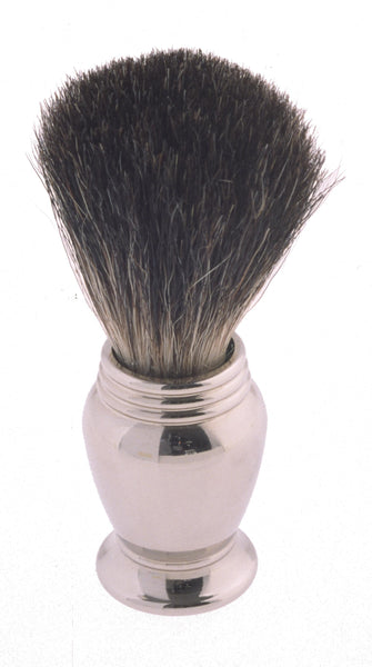 Col. Conk Chrome Handle Badger Hair Shave Brush
