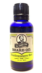 Natural Beard Oil - Southwestern Sun