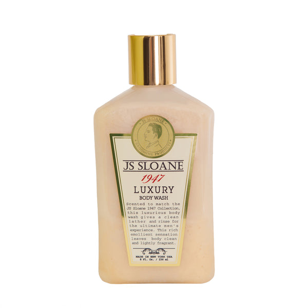 JS Sloane Luxury Body Wash