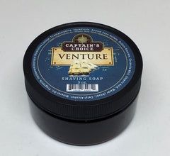 Captain's Choice Venture Shaving Soap