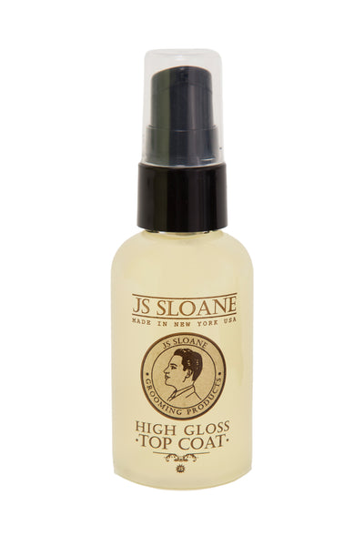 JS Sloane High Gloss Top Coat