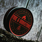 Lockhart's Fire and Brimstone Pomade 4 oz