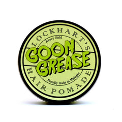 Lockhart's Authentic Heavy Hold Goon Grease Hair Pomade