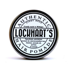 Lockhart's Authentic Light Hold Hair Pomade
