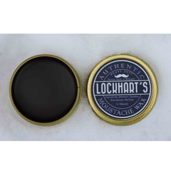 Lockhart's Authentic Mustache Wax - Brown