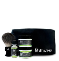 êShave Start Up Kit - Verbena Lime