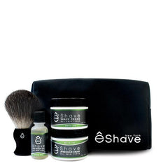 êShave Start Up Kit - White Tea