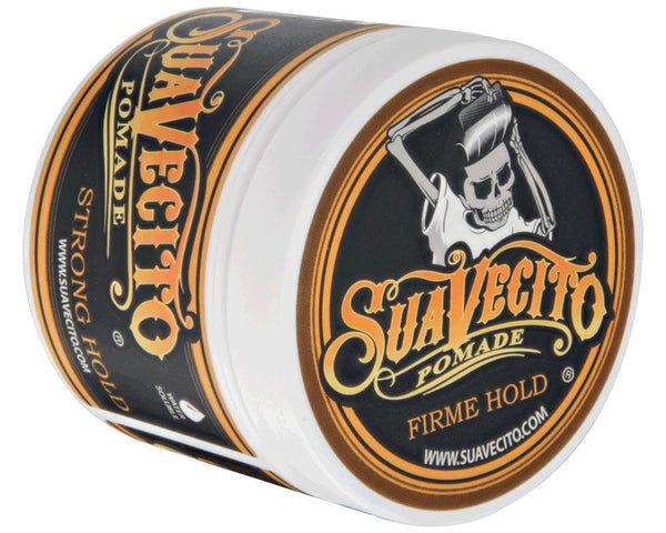 SUAVECITO POMADE FIRME (STRONG) HOLD, 4OZ CAN