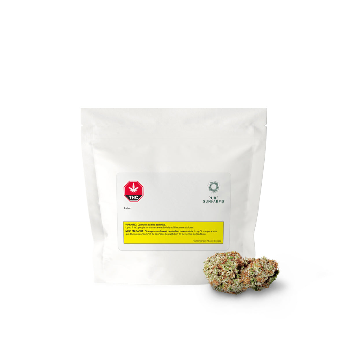 Indica Dried Cannabis