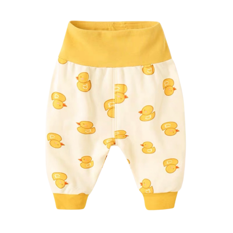 Easy Pull-on Pants Ducky