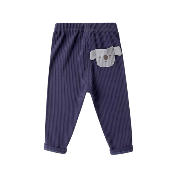 Marle Pocket Pants - Koala