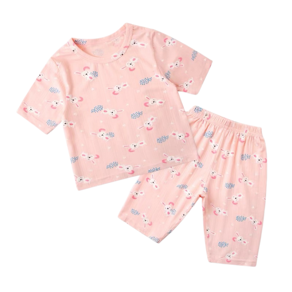 Homewear Air Series Set Bunny Pink