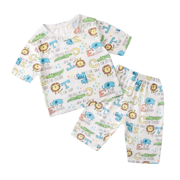 Homewear Air Series Set Zoo