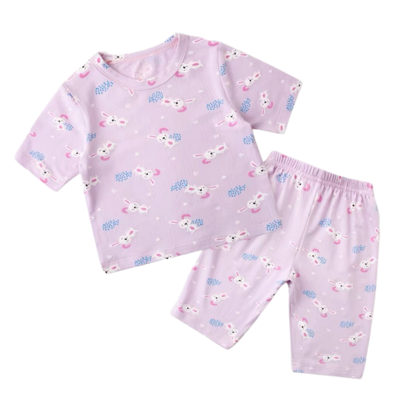 Homewear Air Series Set Bunny Lilac