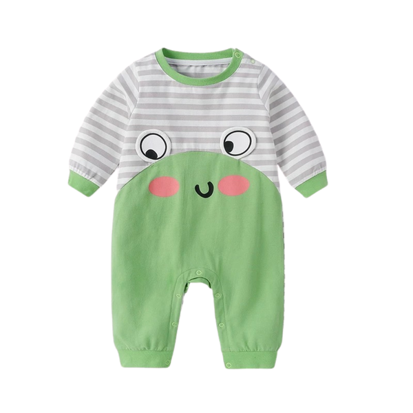 Everynight Cotton Sleeping Suit Froggy