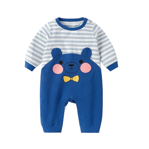 Everynight Cotton Sleeping Suit Beary