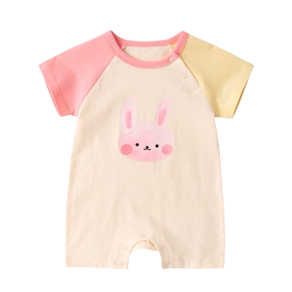 Zoo Baby Bodysuit Rabbit