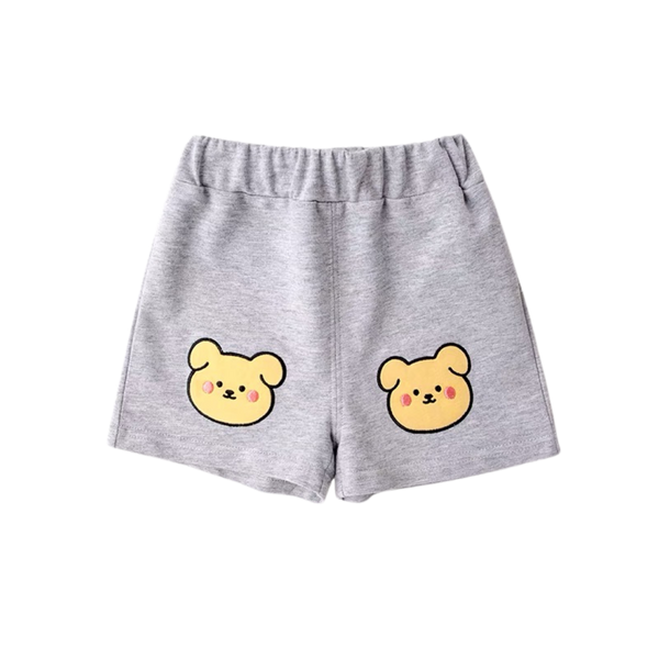Summer Jersey Shorts Puppy