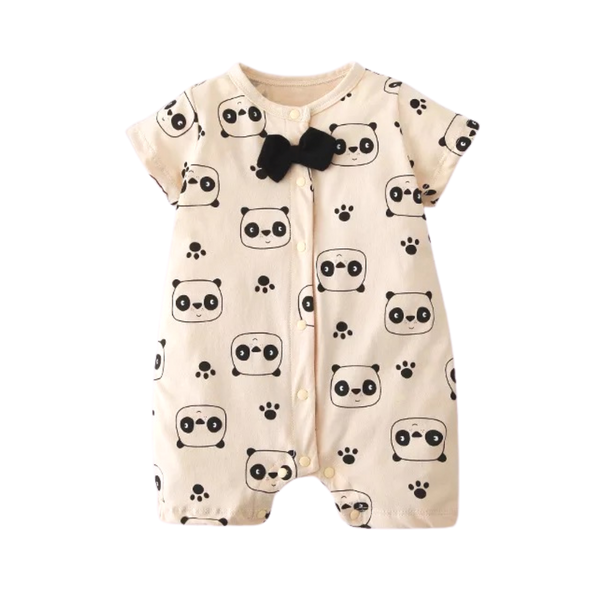 Kylan Panda Playsuit