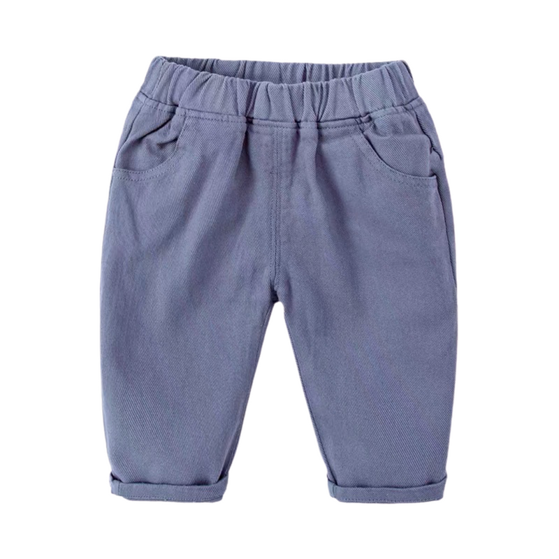 Weekender Smart Pants Yale Blue