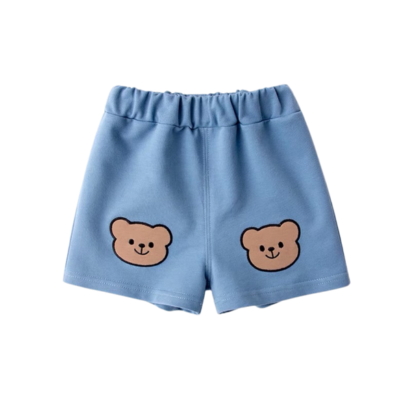 Summer Jersey Shorts Bear