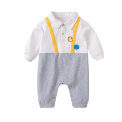 Gabe Handsome Series Overall White