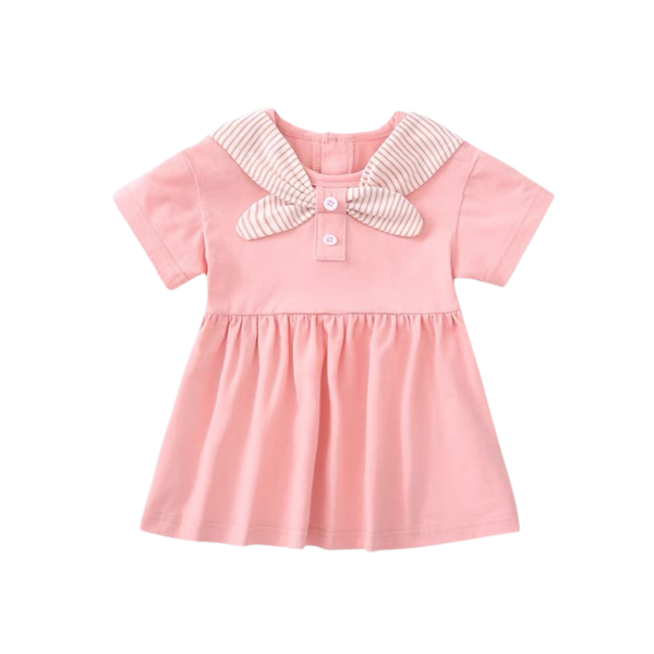 Jamie Skater Dress Blush